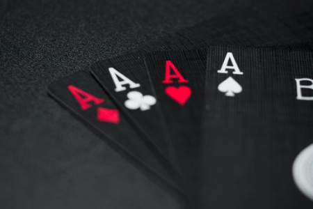 gambling & trading